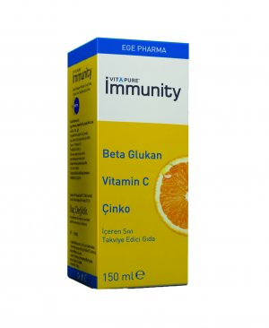İmmunity Beta Glukan Şurup 150 ML
